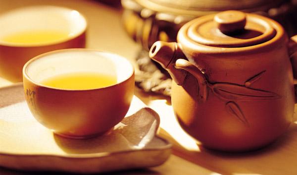 Желтый чай в Минске