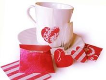 Чай День Святого Валентина
